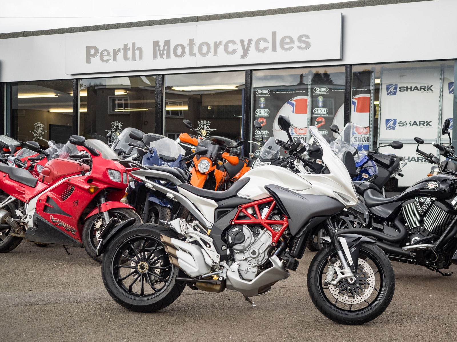 Perth Motorcycles